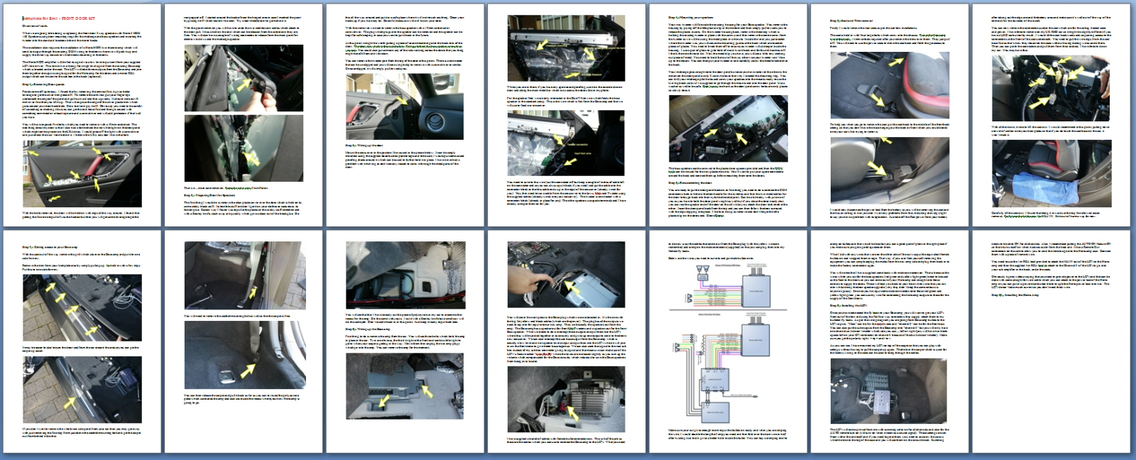 Hertz 3-Way Component Front Door Kit - Page 4 - Electronics & A/V ...